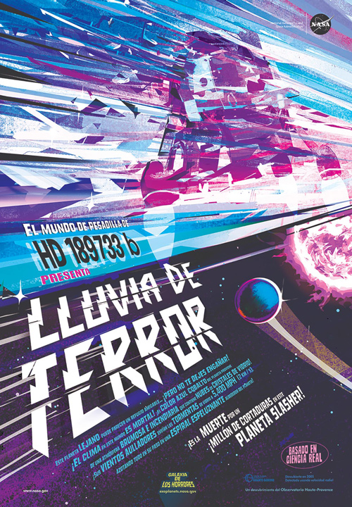 Rains of Terror Spanish sidebar