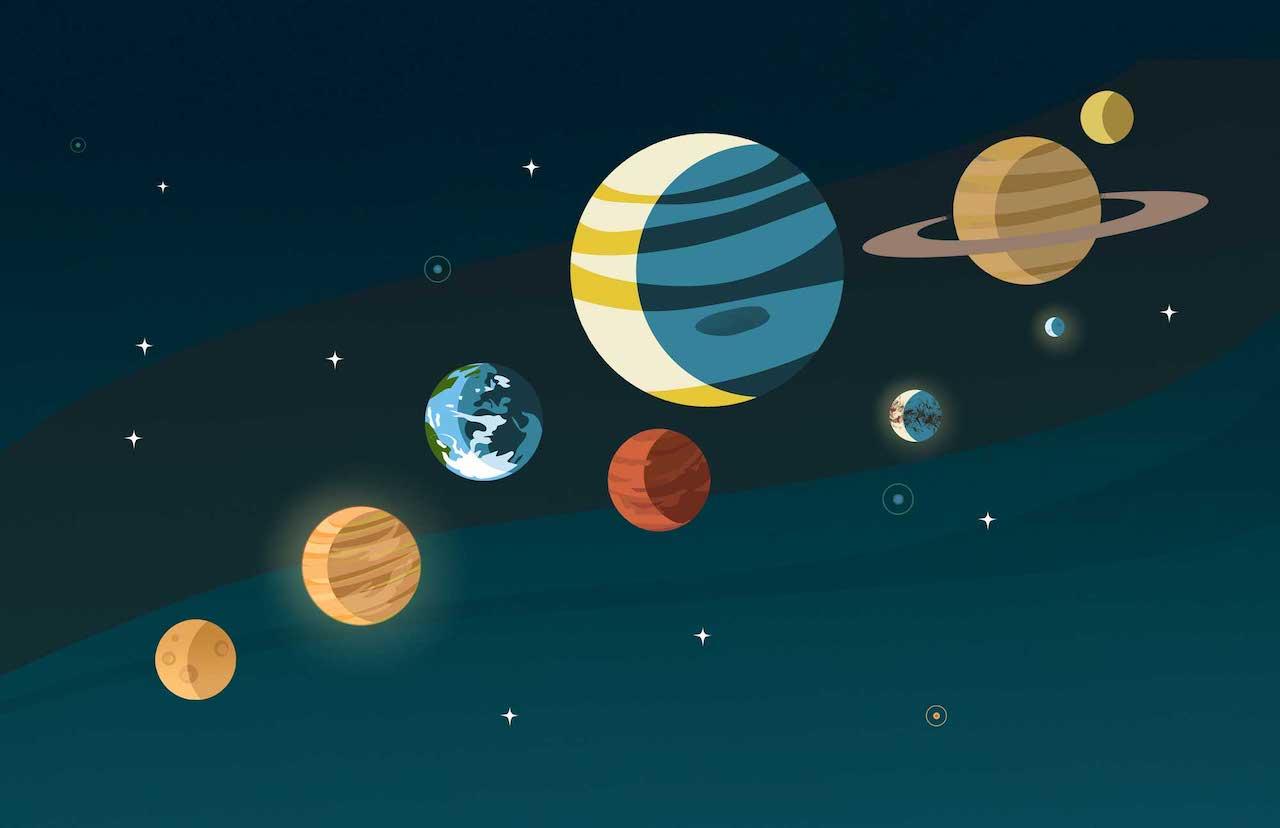 ¿Vida en nuestro Sistema Solar? Conoce a nuestros vecinos.
