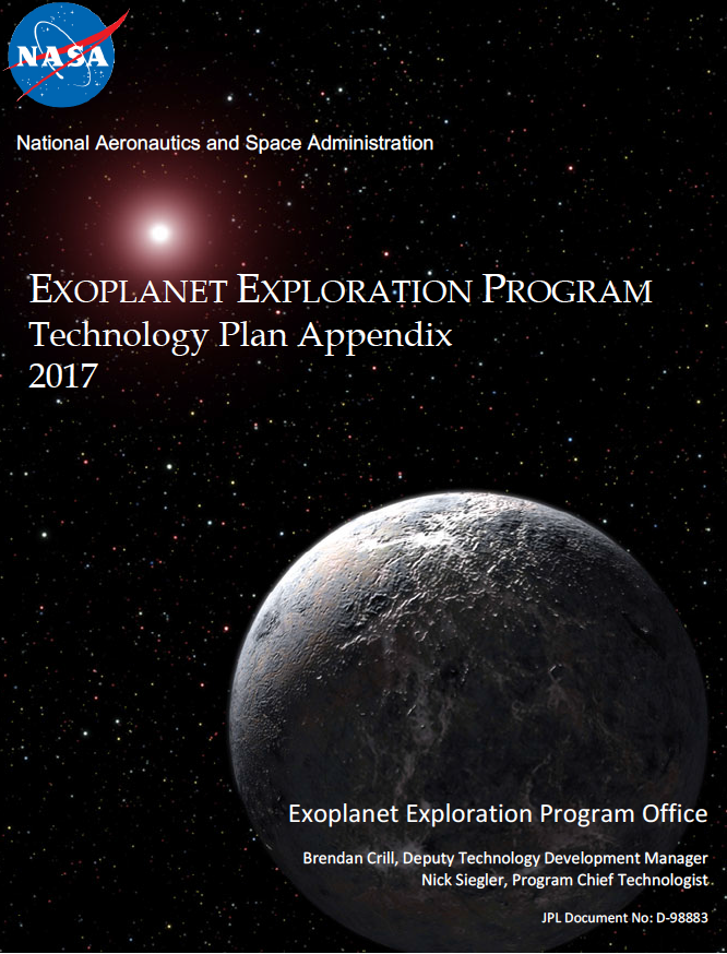 nasa exoplanet science institute - photo #23