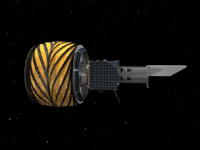 Starshade Wrapped Architecture Deployment Concept