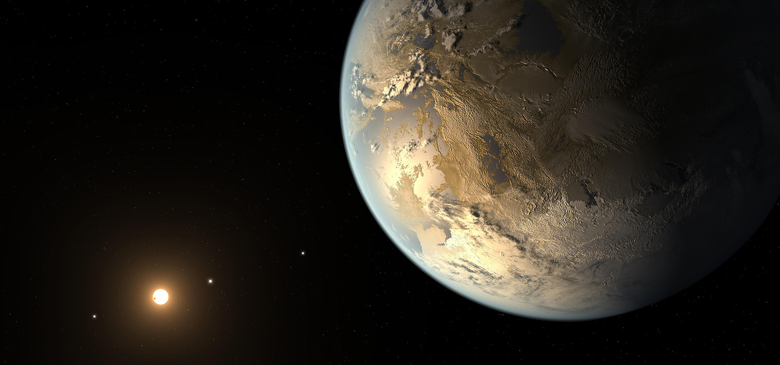 Warm welcome: finding habitable planets