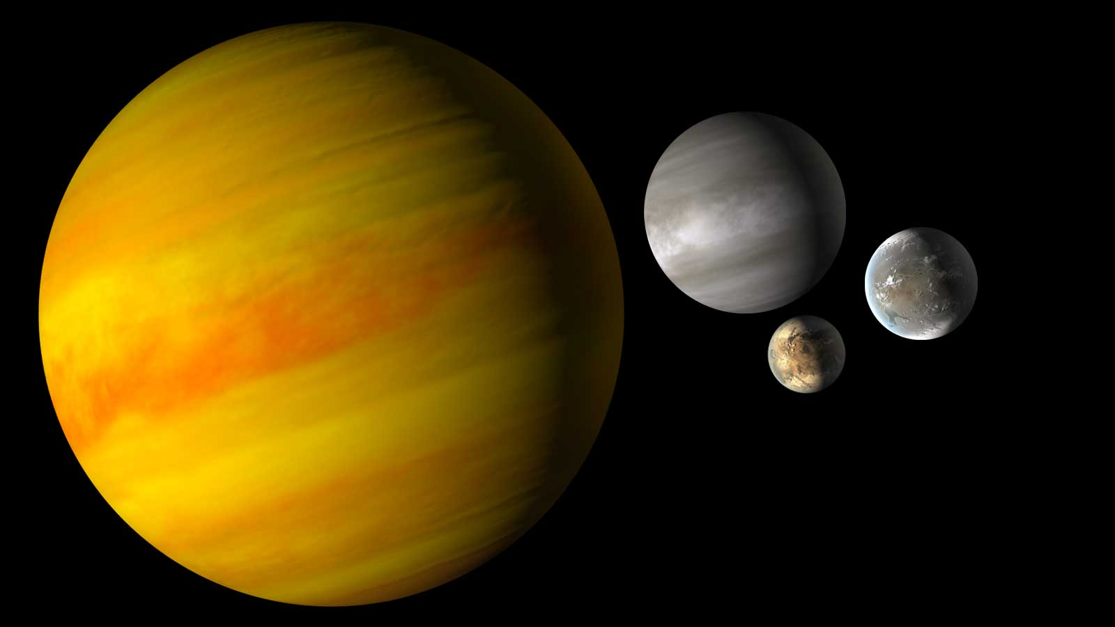 exoplanet exploration planets beyond our solar system - HD 1600×900