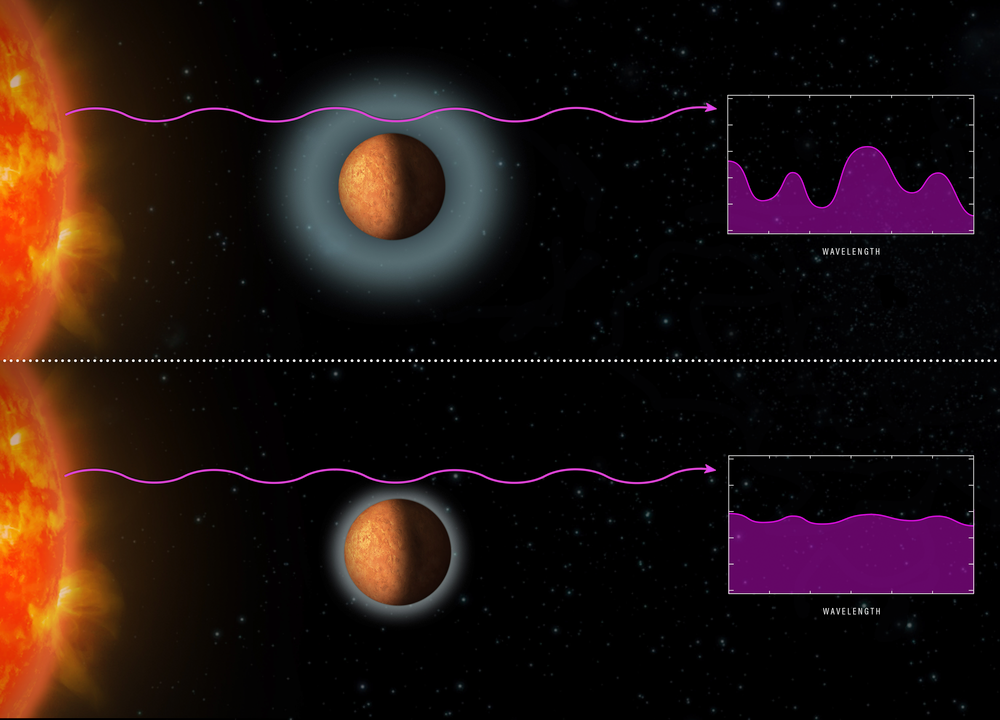 TRAPPIST transit Hubble