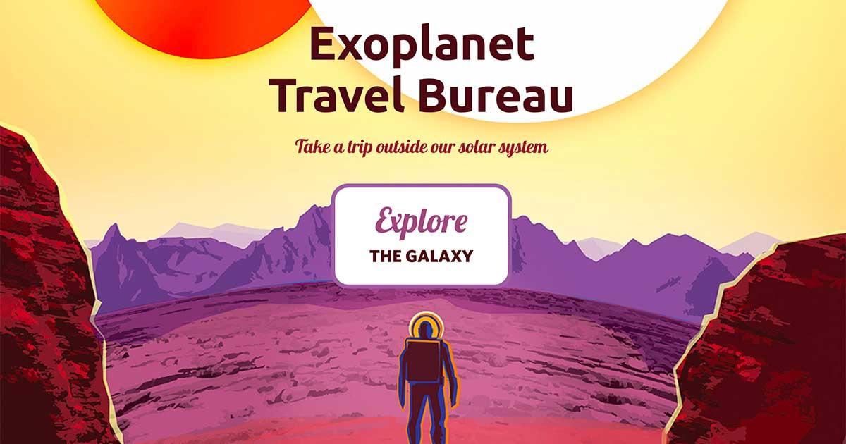 Take a virtual trip with NASA