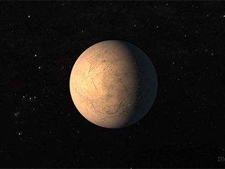 Astronomers confirm orbital details of TRAPPIST-1h