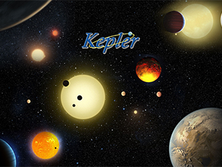 Illustration of Kepler discoveries.