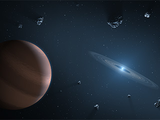 Overlooked treasure: The first evidence of exoplanets
