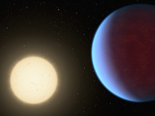 Lava or not, exoplanet 55 Cancri e likely has an atmosphere