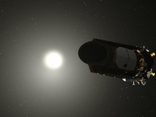 Despite low fuel, space telescope successfully transmits data