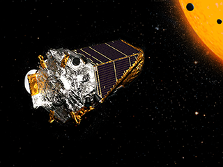 Latest on the Kepler spacecraft