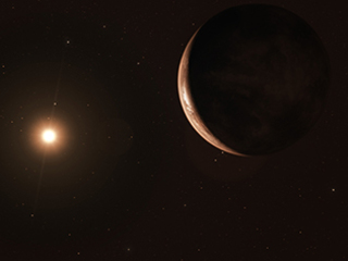 Discovery Alert! A New Super Earth in the Neighborhood (Six Light-Years Away)