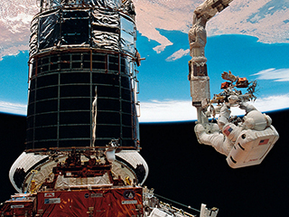 Bringing Hubble's Science into Focus