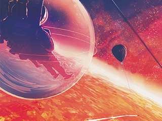 Tour 55 Cancri e in 360 Degrees, Get the Travel Poster and More