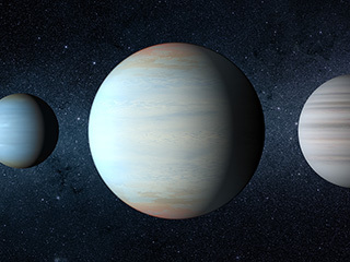 Discovery Alert: A Third Planet in  Kepler-47 System