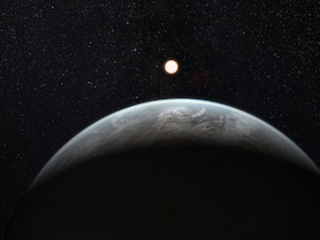 Discovery Alert: New Planet — a Heavyweight, but Habitable?