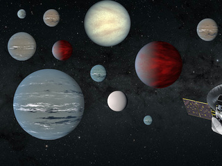 Space Telescope Delivers the Goods: 2,200 Possible Planets