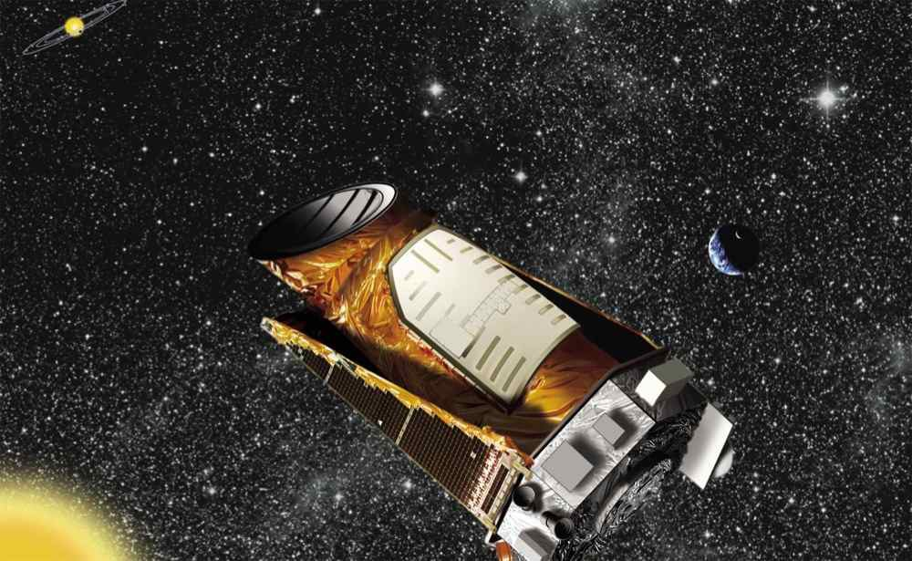 Following months of analysis and testing, the Kepler Space Telescope team is ending its attempts to restore the spacecraft to full working order, and now is considering what new science research it can carry out in its current condition. Two of Kepler's four gyroscope-like reaction wheels, which are used to precisely point the spacecraft, have failed. The first was lost in July 2012, and the second in May. Engineers' efforts to restore at least one of the wheels have been unsuccessful. Image Credit: NASA/Ames/JPL-Caltech
