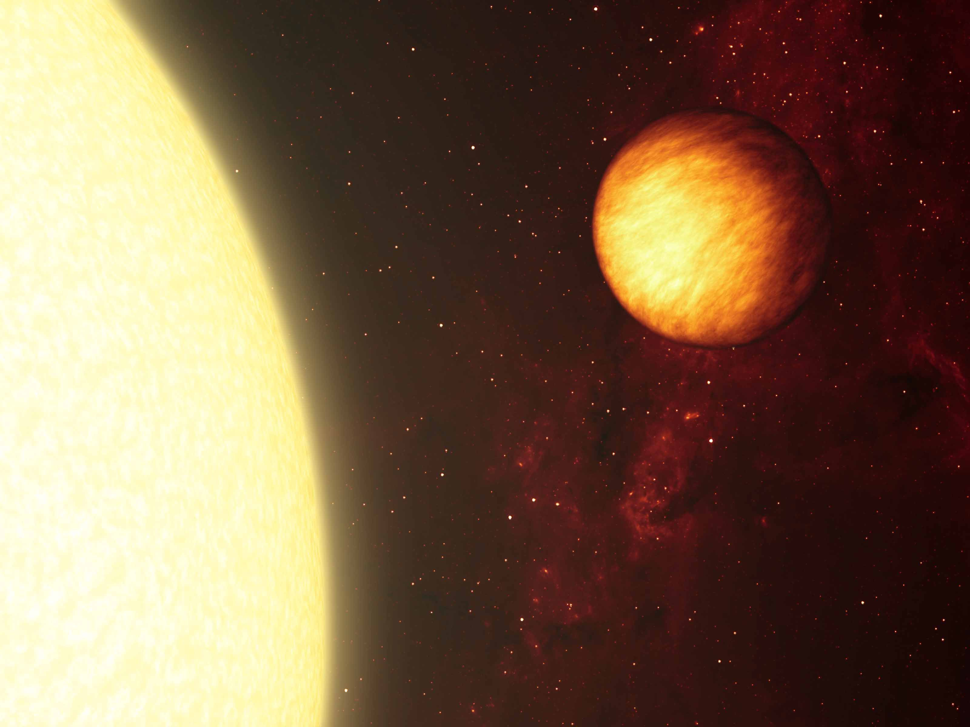 A new class of exoplanets clock orbits as short as 3 hours.