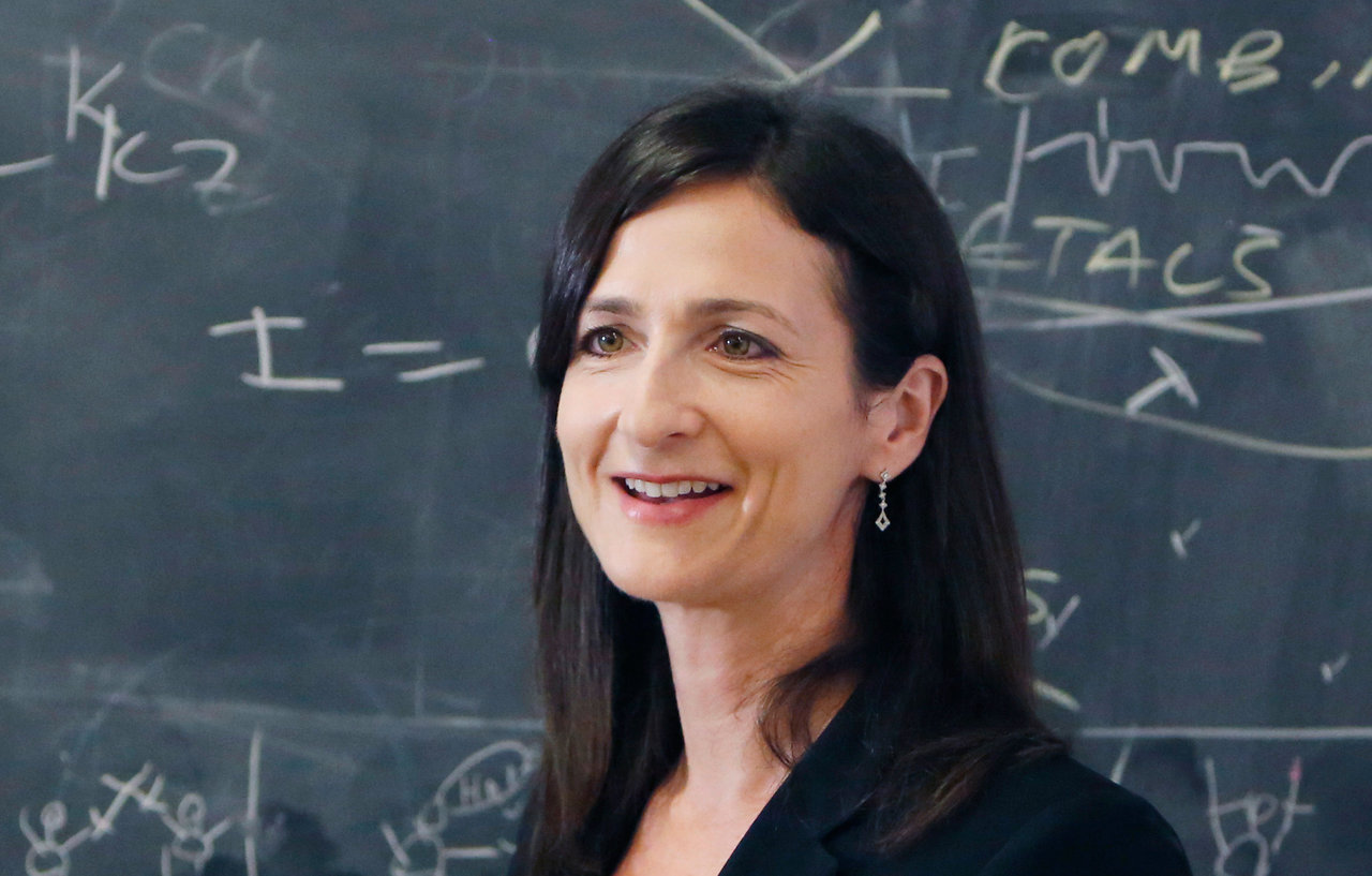 "MIT professor Sara Seager is the recipient of a MacArthur ""genius"" fellowship."