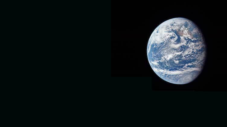 How rare in the galaxy are rocky planets like Earth in similar orbits around Sun-like stars? The question turns out to be surprisingly difficult to answer. Apollo 11 Earth image courtesy of NASA Johnson Space Center.