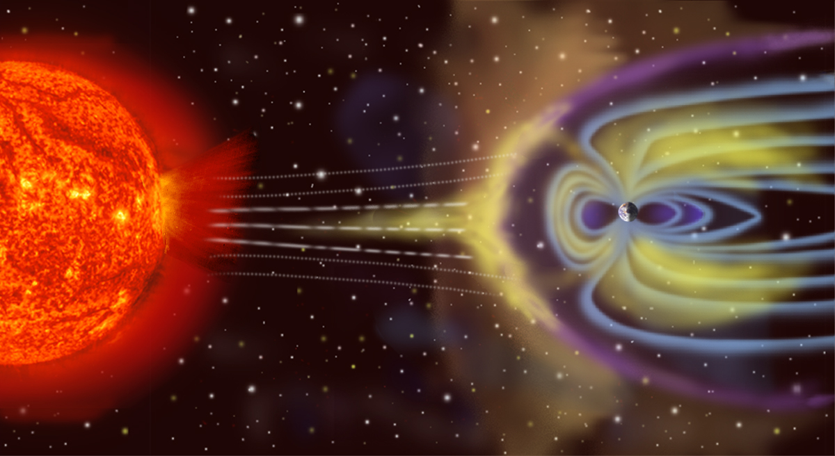 Earth-like exoplanets may have magnetic fields capable of protecting life –  Exoplanet Exploration: Planets Beyond our Solar System