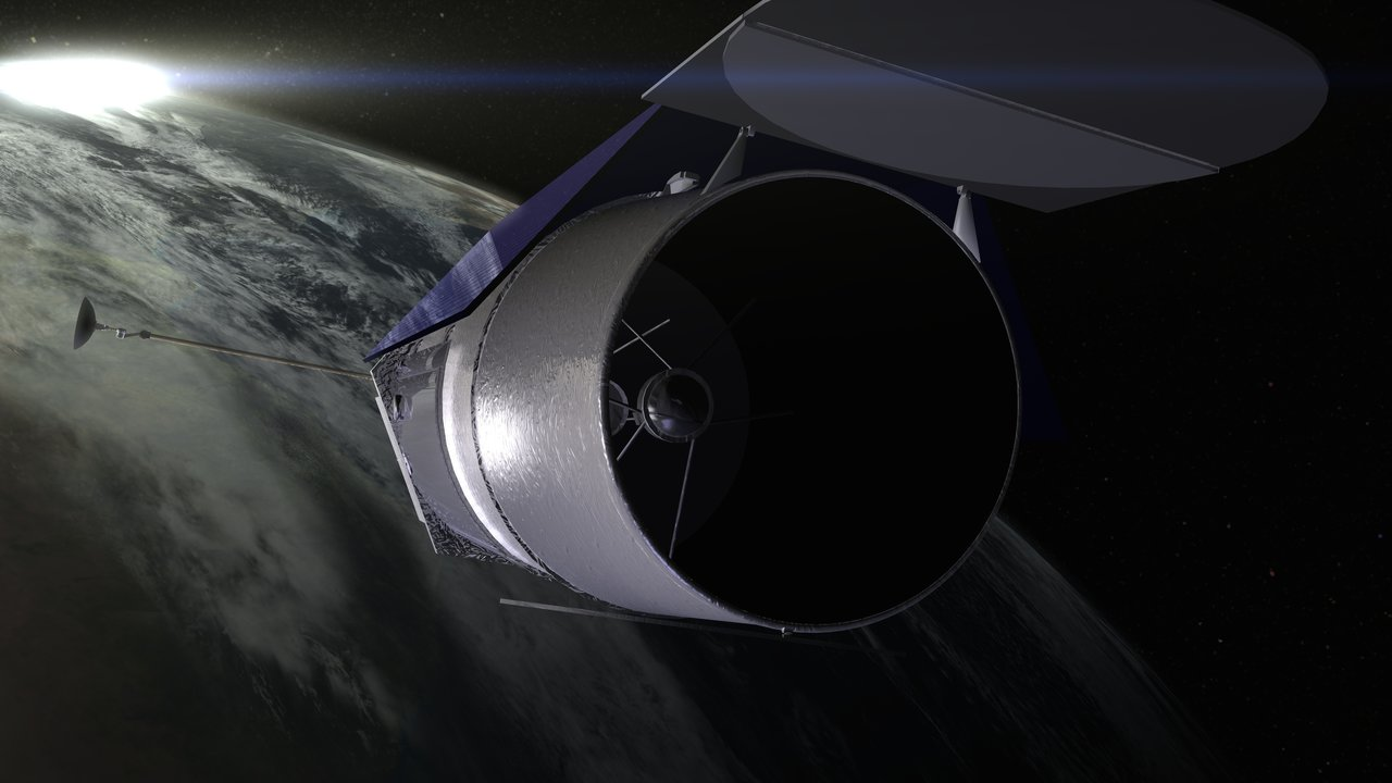 The WFIRST telescope will receive half of the funding requested 29