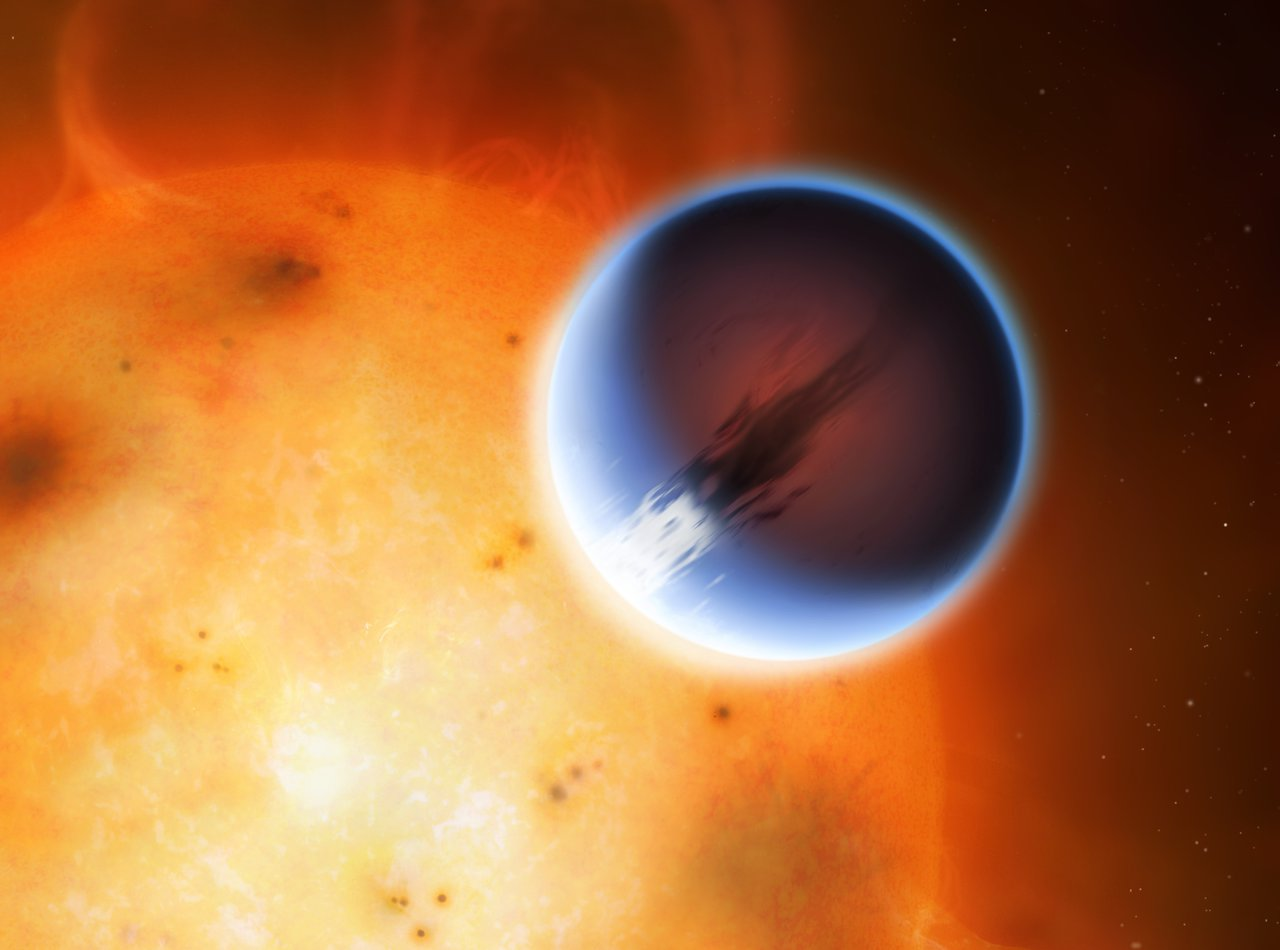 5400mph winds discovered hurtling around planet outside solar system