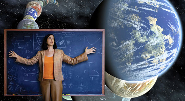 Sara Seager hopes to complete the Copernican Revolution by locating a true Earth analog beyond our solar system.