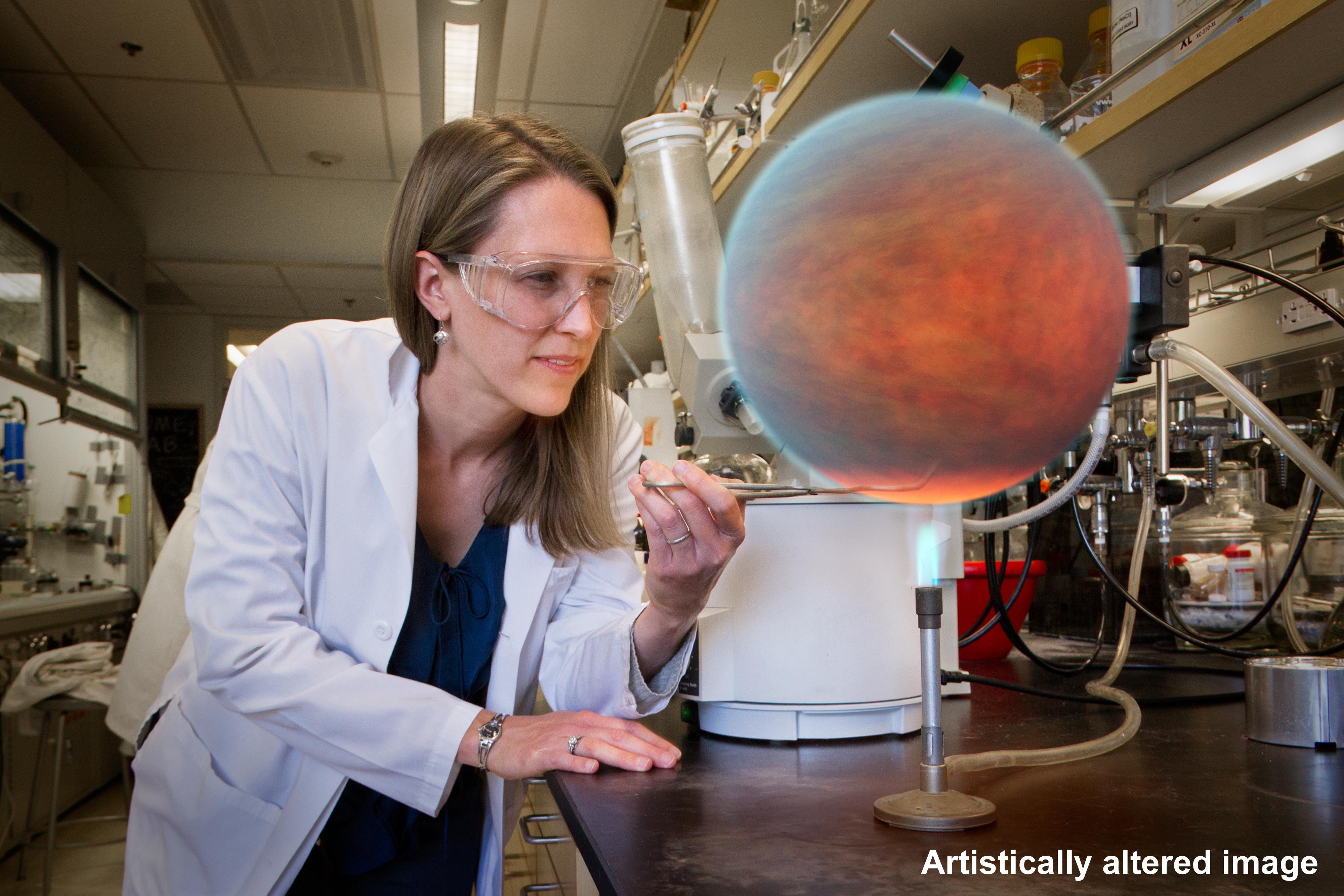 An Astronomer's Fantasy: Planets in the Lab