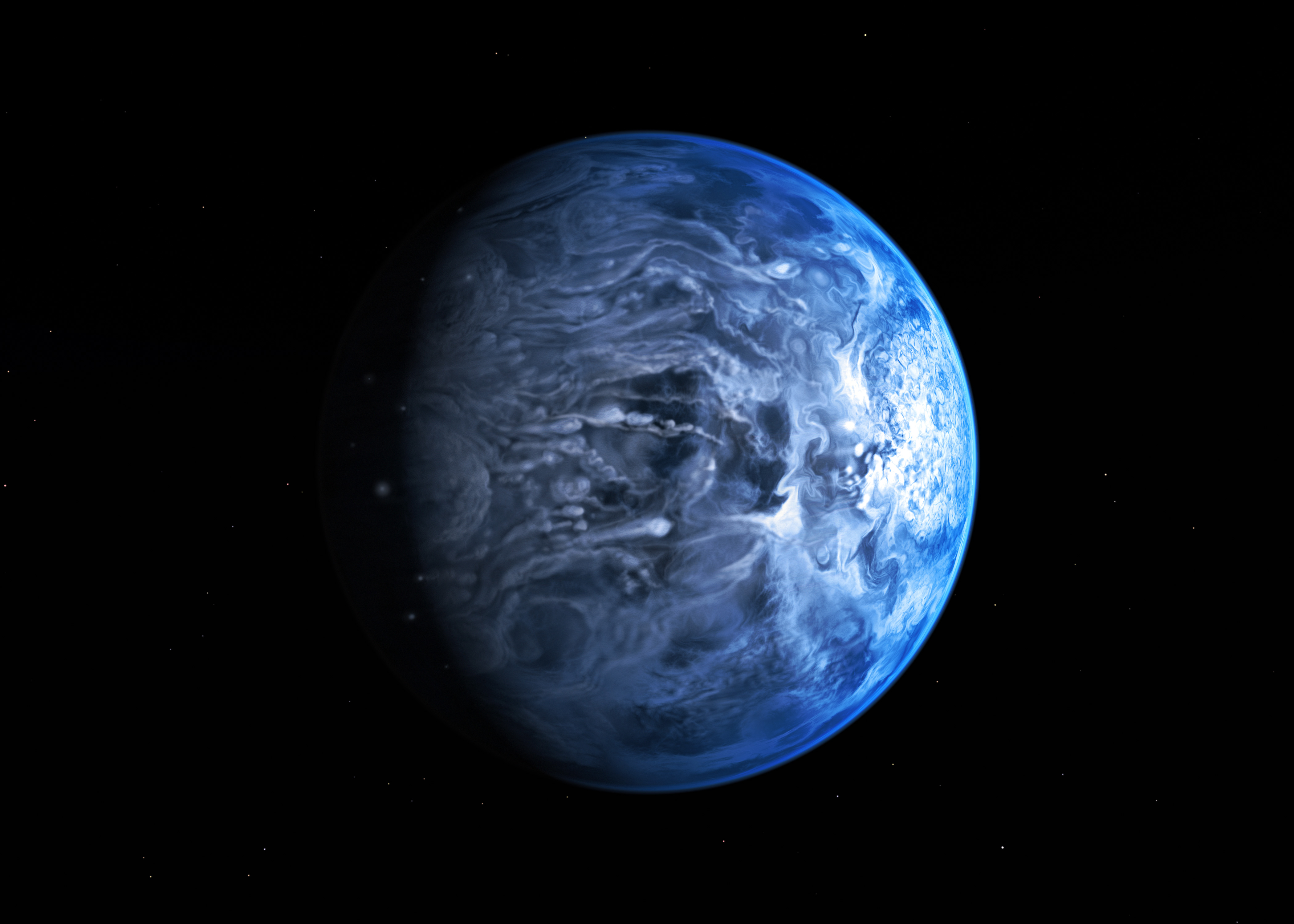 Blue and bizarre - Exoplanet Exploration: Planets Beyond our Solar System