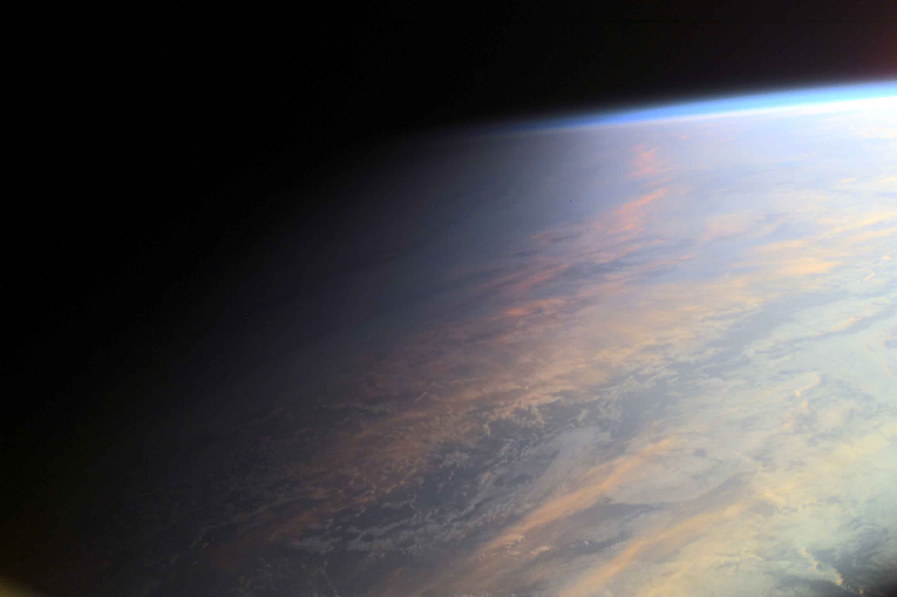 Earth at Twilight