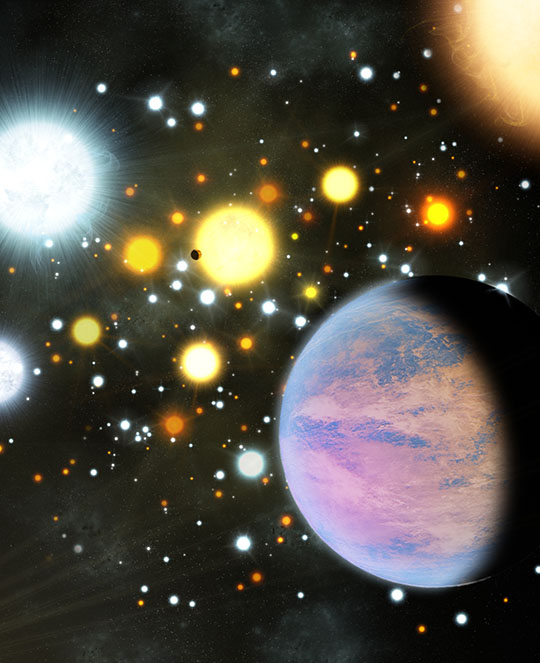 when were first discovered planets-#36