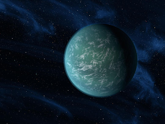 Kepler-22b: Closer to Finding Another Earth