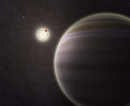 Kepler-64b: Four Star Planet