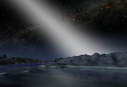 Alien Asteroid Belt Compared to our Own