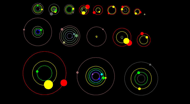 NASA's Kepler announces 11 new planetary systems